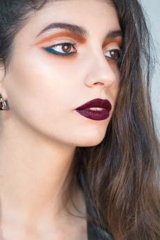Fotografía : Nao Gallart Photograph Modelo: Ana Yahia Maquillaje :Isis Diaz