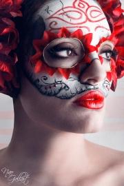 Fotografía : Nao Gallart Maquillaje : Isis Diaz Modelo : Manuela Peñarrocha