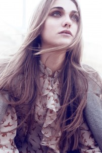 Maquillaje: Isis Diaz Make Up MODELO: Cornelia Banciu
