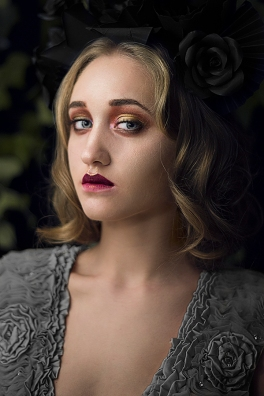 Fotógrafo:Nao Gallart Modelo: Mady