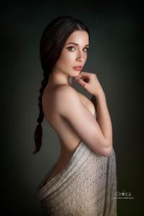 Fotógrafo: Sinuhé Gorris Modelo: Pilar Roca