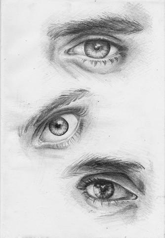 Estudio de ojos